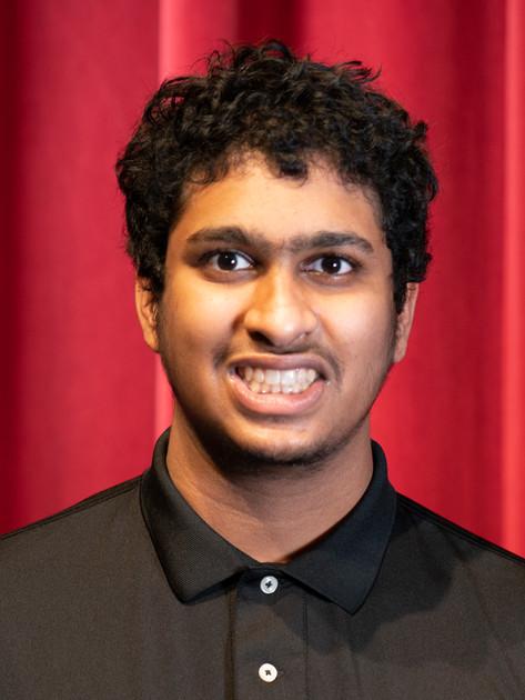Nitin Venkataratnam - Stagehand/Buildcrew