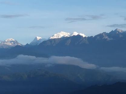 Mt Kanchenzunga
