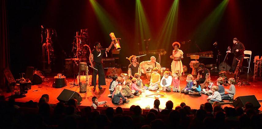 ZENKESOUL Concert