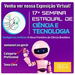 17ª Semana Estadual de Ciência e Tecnologia