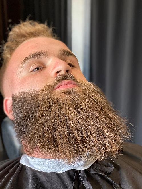 Barba curata