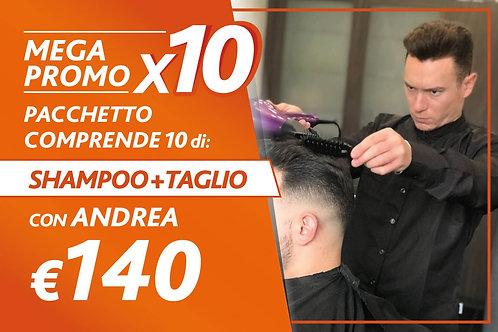 Pacchetto 10 Andrea