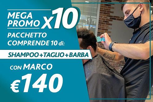 Pacchetto 10 Marco