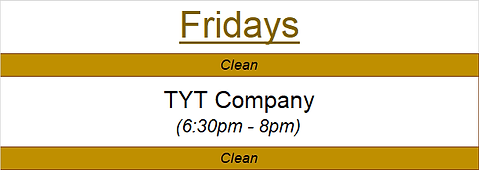 TYT Timetable Friday.png