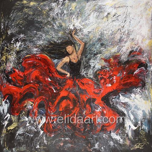 She Whirls