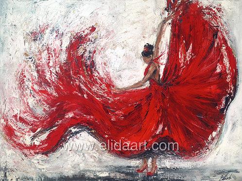 She Twirls