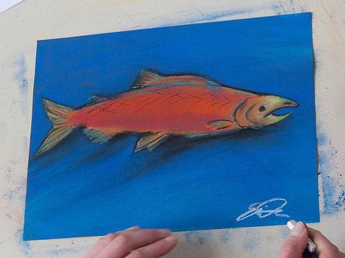 Salmon PDF Lesson