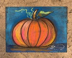 Sweet little pumpkin.jpeg