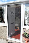 Flydor Unika Door Screen