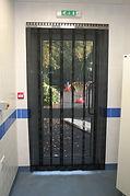 Flydor Heavy Duty Strip Curtain Door
