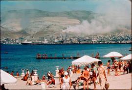 Novorossiysk, USSR, 1964