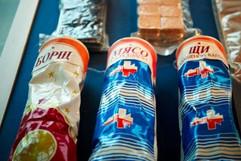 Soviet space food