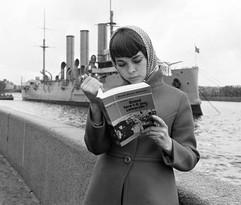 Pinterest Mireille Mathieu in Leningrad, USSR, 1967