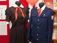 USSR school uniform, 1980s