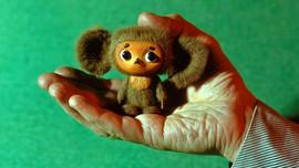 Cheburashka, an iconic character of Soviet cartoon series 1969-1983. Photo by Igor Gnevashev