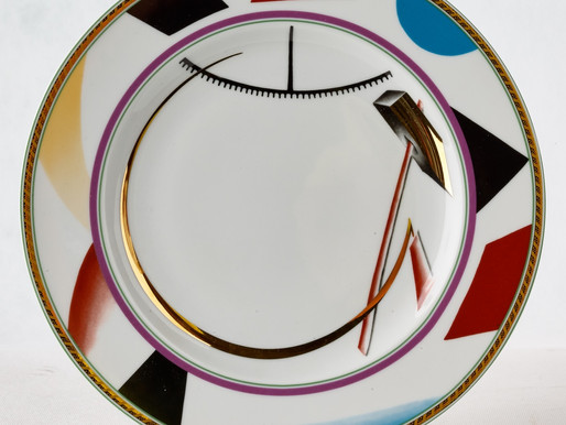 Soviet Porcelain: A Selection