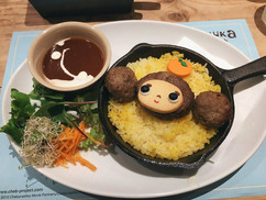 Meanwhile in Japan: edible Cheburashka