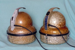 Vacuum cleaners inspired by the space race