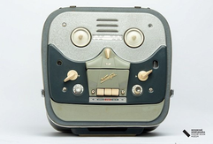 "Soviet design highlights. Tape player ""Kometa MG-201"""