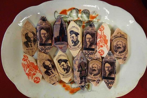 Soviet candy, 1920s