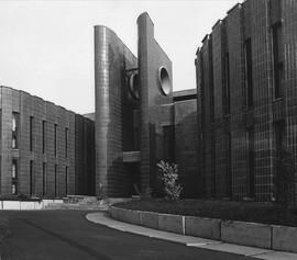 Music school, Kiev, Ukrainian SSR, 1983