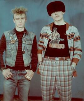 Soviet street fashion, 1980s