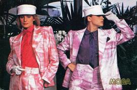 Soviet fashion, 1988