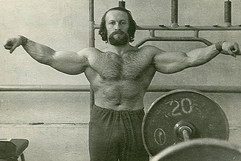 Eugeni Koltun - first Soviet athlete who made it into Muscle & Fitness magazine