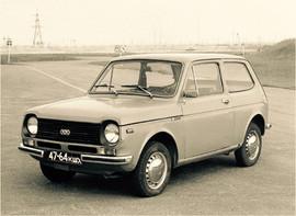 VAZ 2E1101 Soviet prototype car, 1974