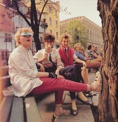 Riga, Latvian SSR,1988