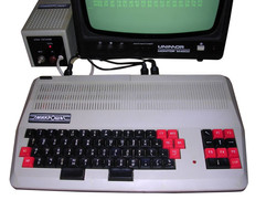 """""""Mikrosha"""" Soviet PC, 1987"""