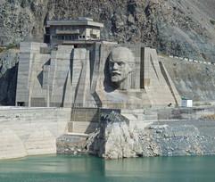 """Kirov reservoir, Kyrgyzstan"""