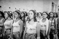 """May Day demonstration in Tashkent"" Photo by Max Penson, Uzbek SSR, 1934"