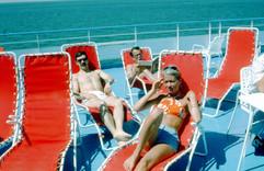 Ulyanovsk - Rostov-on-Don river cruise. Photos by Thomas Hammond, USSR, 1975