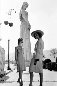 """Soviet Georgia, Tbilisi, 1960 photographer Guram Tikanadze"