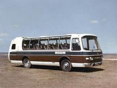 PAZ Tourist Lux Soviet bus, 1971