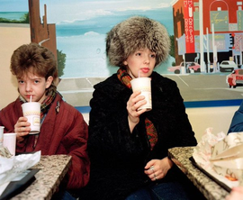 Jan 30th, 1990.  1st McDonalds restaurant opened in Moscow, USSR.  1000 people expected to come on day 1. 30,000 showed up.
