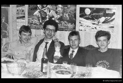 Soviet home party, 1986