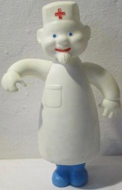 Doctor Aybolit Soviet toy, Leningrad, 1970s