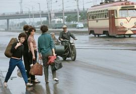 Novosibirsk, USSR, 1960s