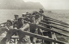 Sailors of the Black Sea Fleet. Photo by Sergey Shimansky, Sevastopol, USSR,1930s