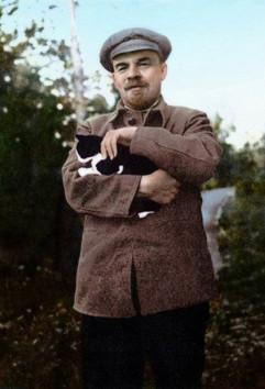 Vladimir Lenin, Soviet Russia, 1922