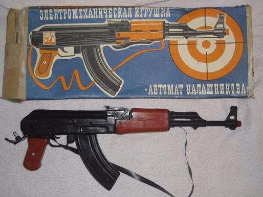 Soviet Playthings