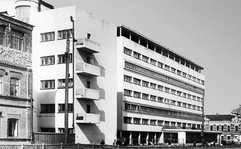 House of Uraloblsoviet, Sverdlovsk, USSR, 1930s