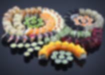 сет суши запорожье