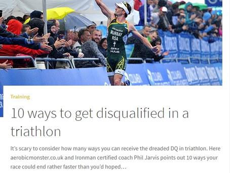 10-ways-to-get-disqualified-in-a-triathlon