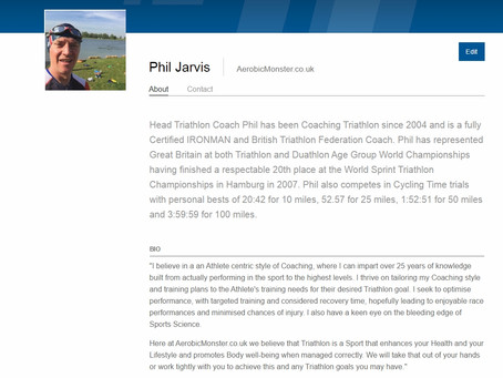 Phils Athlete Services now available in TRAINING PEAKS