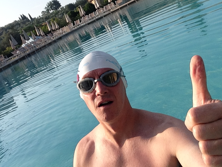 Swim Training and your Ears!