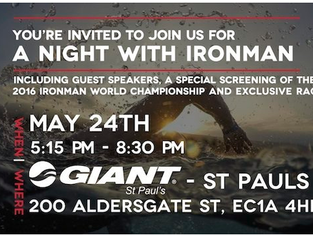 A Night with IRONMAN