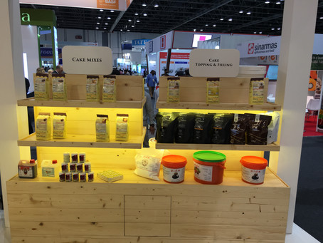 Aalst Chocolate in Gulfood Manufacturing 2016 at Dubai